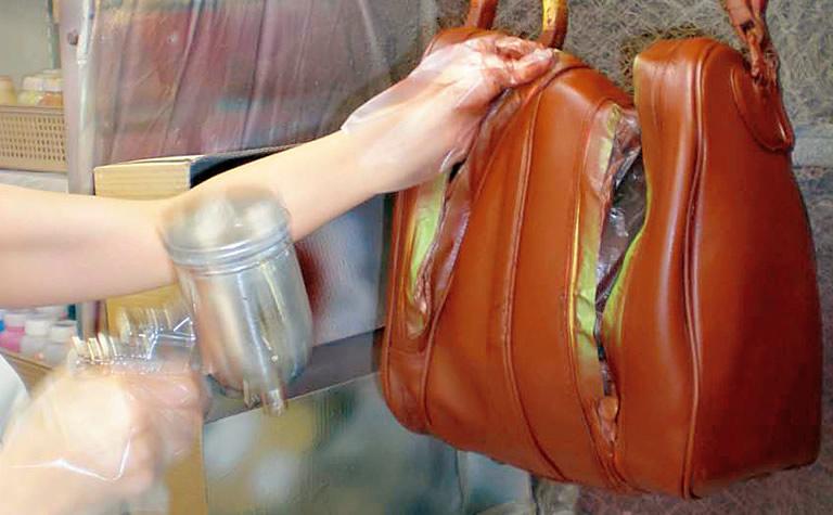 鞄クリーニング(2)